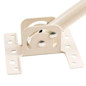 TV Antenna 20″ Reversible J-Pole Mount
